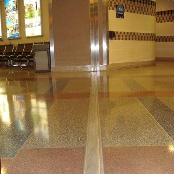 Migutrans installed in Richmond International Airport.