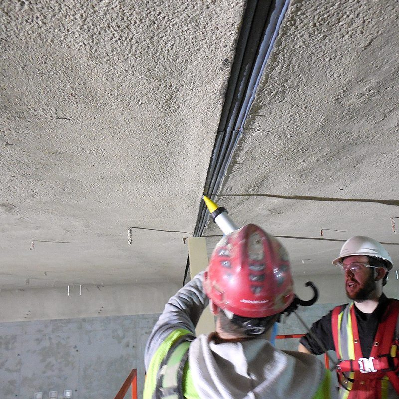 RWS Fire Rated Tunnel Expansion Joints Calgary Trail