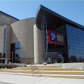EMSEAL Colorseal Expansion Joints at Living Arts Performance Center