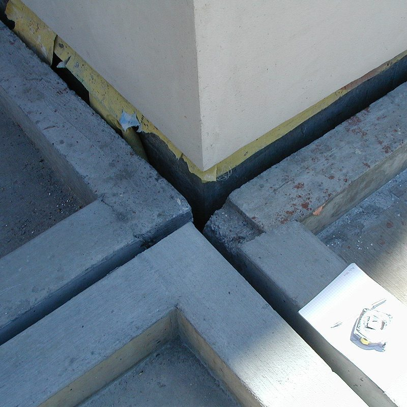Expansion Joints Between Buildings : Waterproof expansion joints mixed use atlantic station