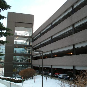 After Several Unsuccessful Treatments, UMASS Medical Parking Garage Gets EMSEAL DSM SYSTEM Expansion Joint Remedy.