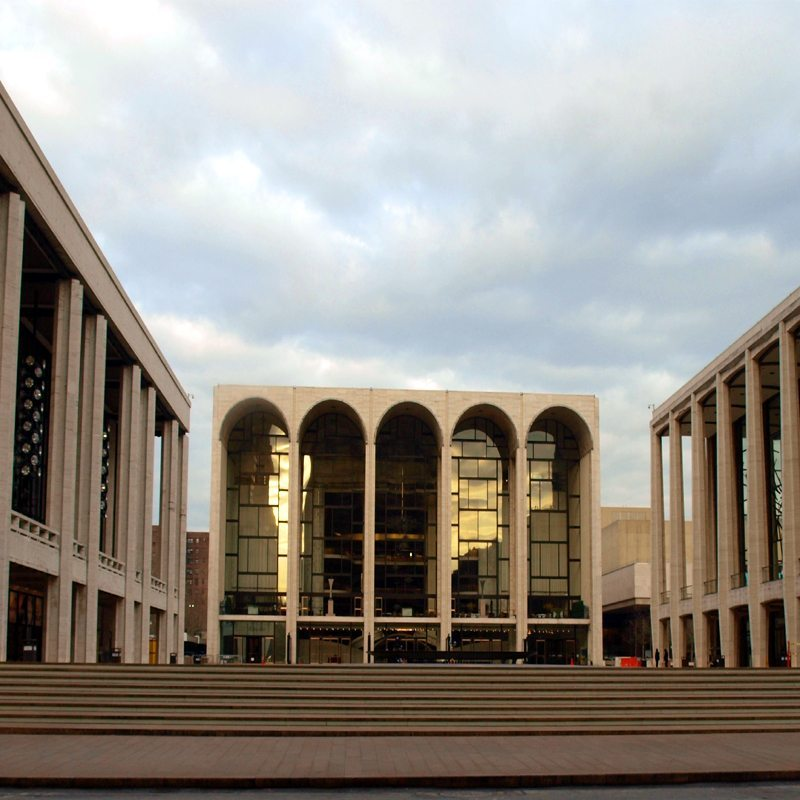 Performing Arts: Lincoln Center For The Performing Arts, New York, NY · EMSEAL