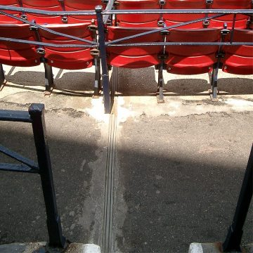 DSM Expansion Joint at Fenway Park Boston Massachusetts