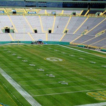 Green Bay Packers Lambeau Field