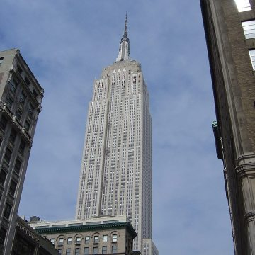All 6514 windows of the Empire State Building received Backerseal as part of their new retrofitted sealing system