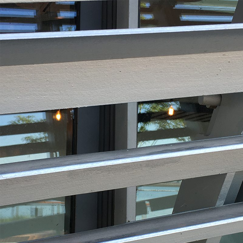 Emseal At Curtain Wall : Window wall expansion joints cunningly disquised at navy