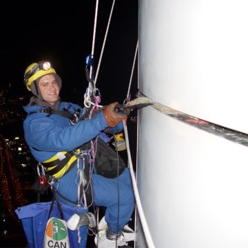 EMSEAL Colorseal Expansion Joint at CN Tower