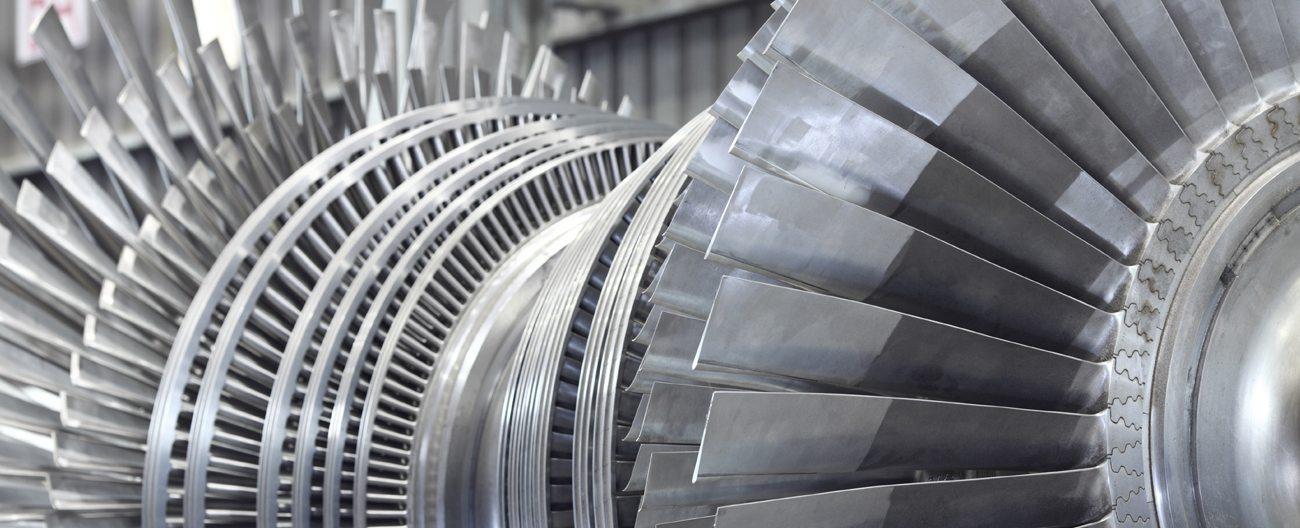 General Electric GE Turbine WFR2 install