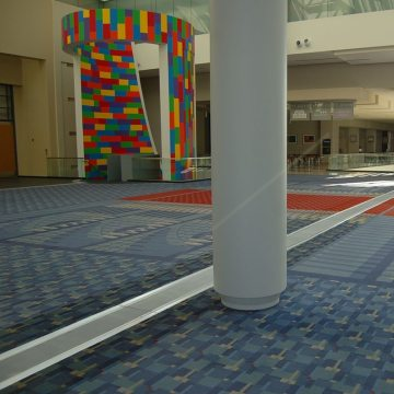 Twinsert installed at DC Convention Center.