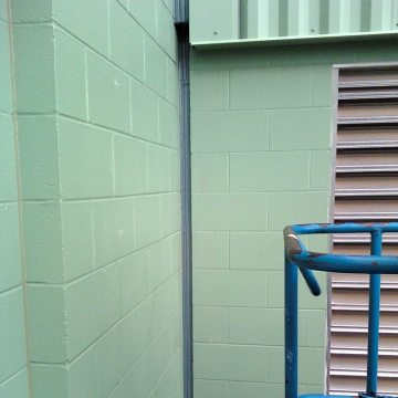Fire rated expansion joint filler- General Electric Turbine Manufacturing Facility Installs Fire-Rated Emshield WFR2, Solving Wall Design Challenge.