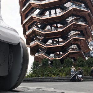 Emseal at Hudson Yards New York City SJS at Vessel and Shedd