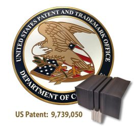 In its ongoing recognition of the company's innovations in the building product arena, the United States Patent and Trademark Office awarded US Patent 9,739,050. This patent covers EMSEAL's RoofJoint and RoofJoint Closure assembly--a first of its kind system designed to specifically address the transition from roof expansion joints to wall expansion joints.