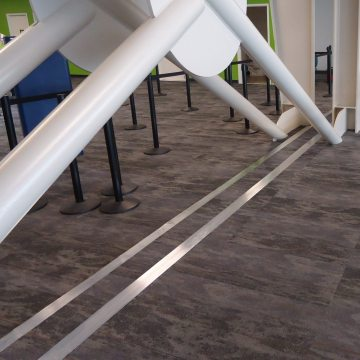 Expansion Joints | Fire Rated, Durable, Invisible Anchors | Oakland International Airport | EMSEAL