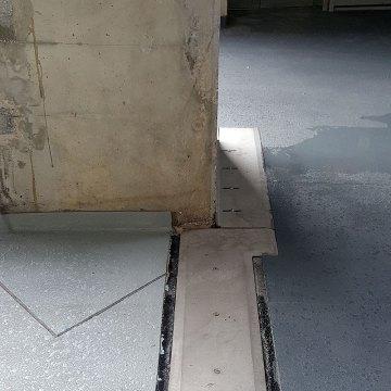 SJS-FR Concourse Column Transition