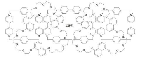 estrutura química