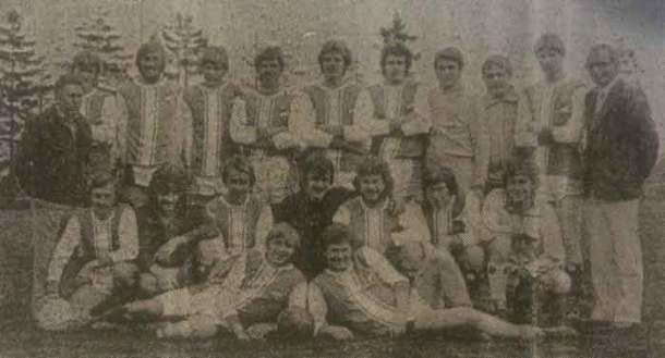Meistermannschaft Conc. Schleper 1979-80