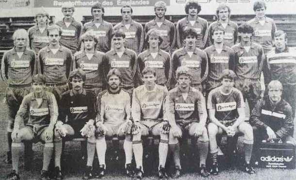 Aufstiegsmannschaft SV Meppen 1986