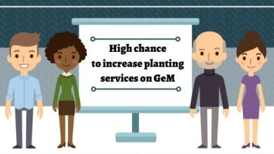 Photo of Good opportunity for planting Service Providers on GeM