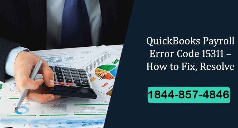 QuickBooks Error 15311