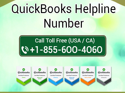 QuickBooks Helpline Number