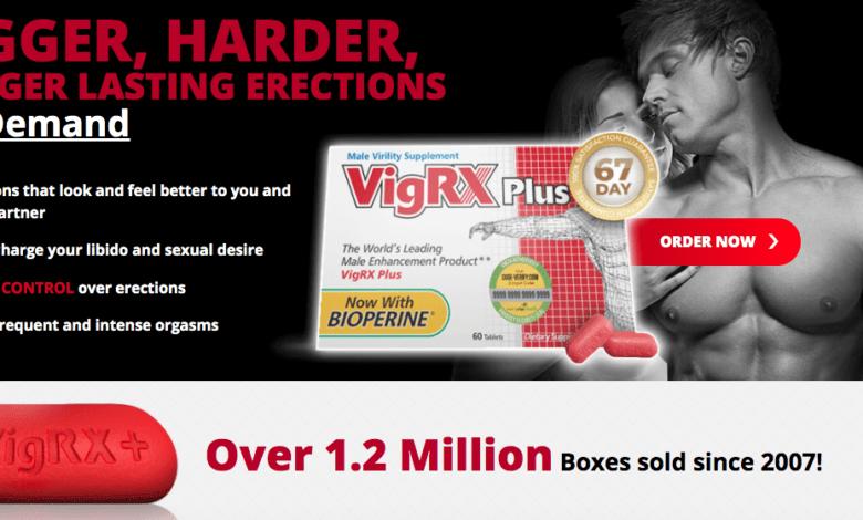 Vigrx plus pills
