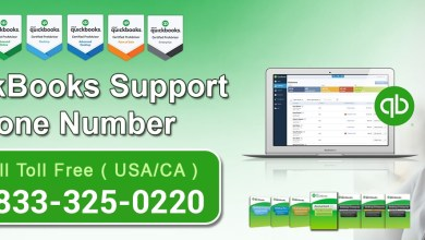 Photo of QuickBooks Support Phone Number Vermont 1-833-325-0220