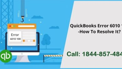Photo of What is QuickBooks Error 6010 -100?