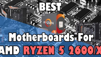 Photo of Good Motherboard for Ryzen 5 2600