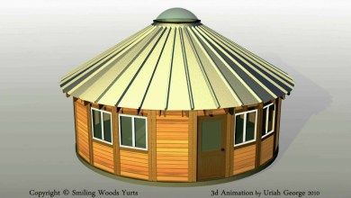 Photo of What is the best shape to build a House & Why Round Buildings are best?