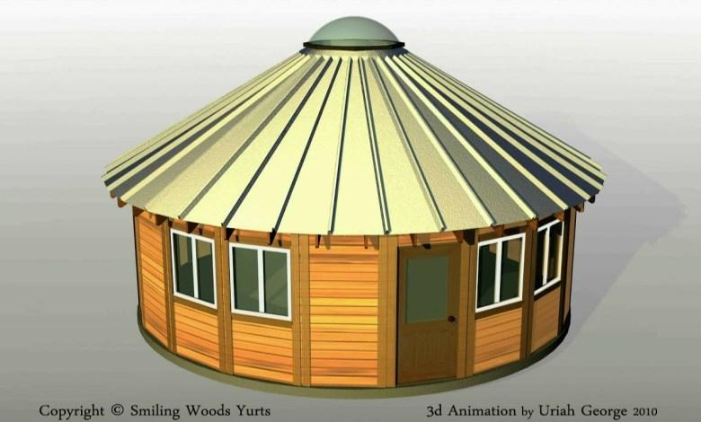 Advantages of round buildings architecture