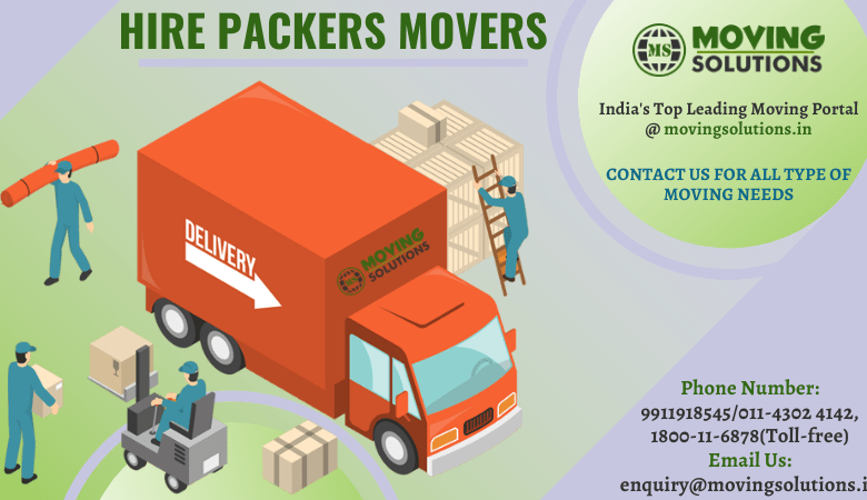 Hire Packers Movers