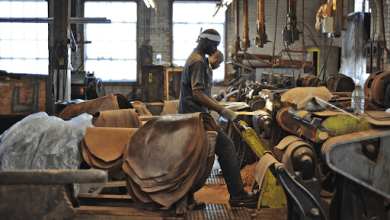 Photo of The Process Of Leather Manufacturing