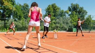 Photo of Mental and Physical Training for Tennis Players