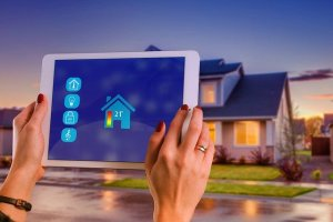 smart home as one of the home décor trends in Kuwait