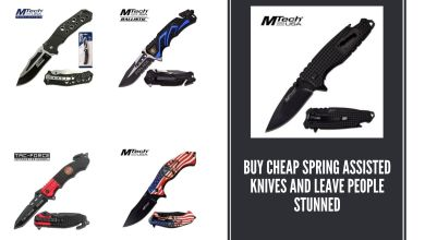 Photo of Buy Cheap Spring Assisted Knives and Leave People Stunned