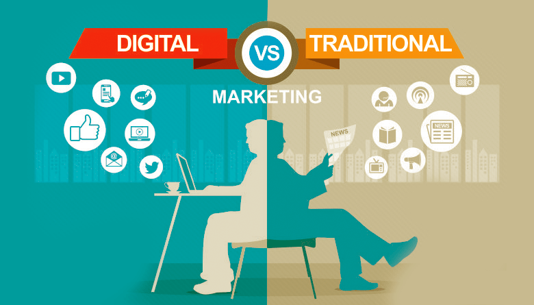 Traditional & Digital Marketing