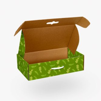 Custom corrugated boxes and packaging