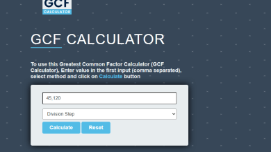 Photo of HCF or GCF through Factor Tree online calculator (Prime Factorization)
