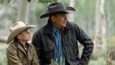 "Photo of Kevin Costner Leaving ""Yellowstone""?"