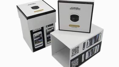 Photo of Custom Rigid Boxes for Promoting Men Fashion Accessories
