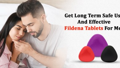 Photo of Get Long Term Safe Use and Effective Fildena Tablets for Men