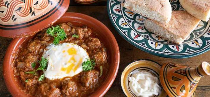 Popular Moroccan Food