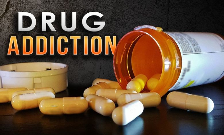 Why drug addiction is hard to quit?
