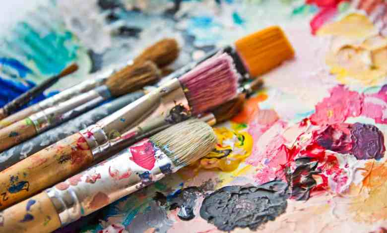 Best paint brushes buy online