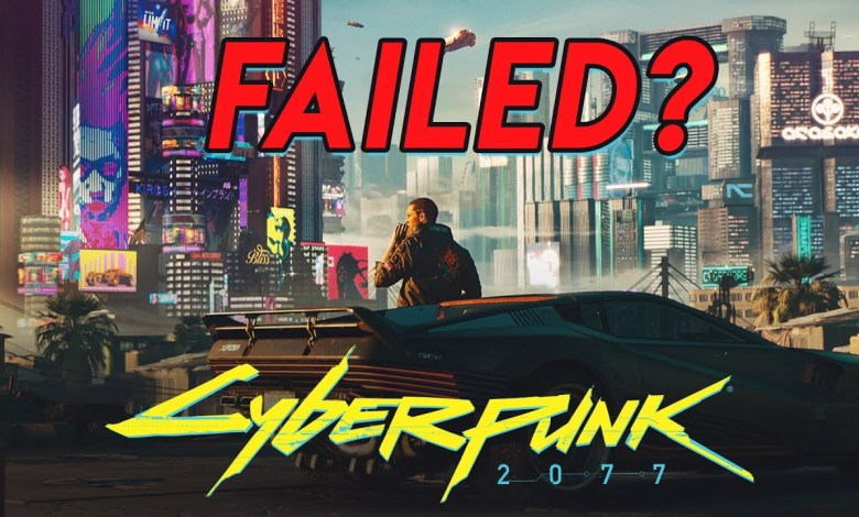 "How You Can Get Your ""Cyberpunk 2077"" Purchase Refunded"