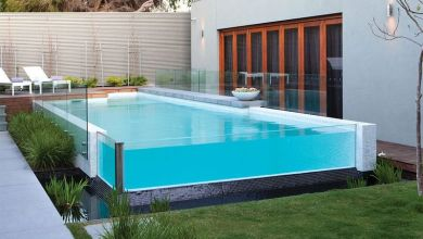 Photo of How to dress for an above ground swimming pools?