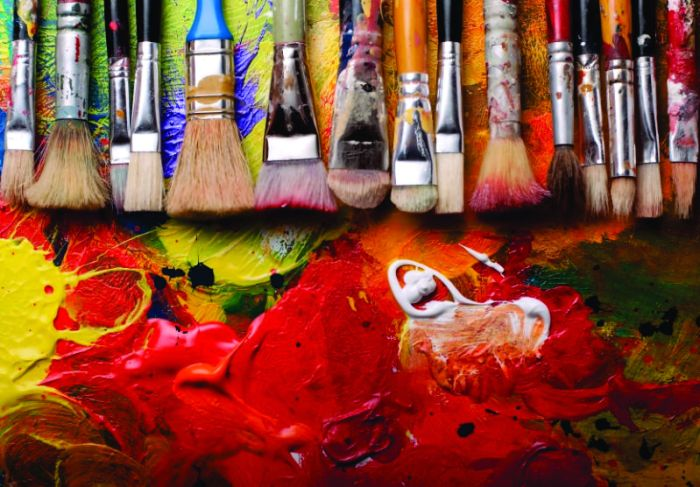Buy paint brushes