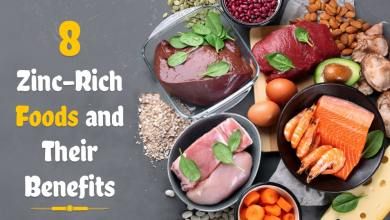 Photo of 8 Zinc-Rich Foods and Their Benefits