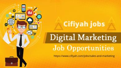 Photo of Digital marketing executive jobs career in 2021
